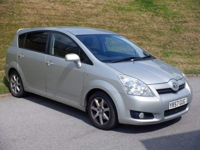 Toyota Corolla Verso MPV 2.2 D-4D SR 5dr