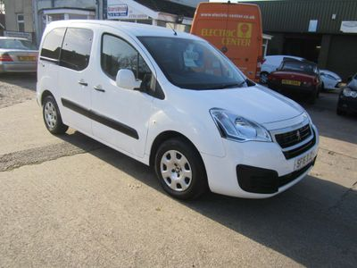 Peugeot Partner MPV HORIZON RE BLUE 1.6 HDI