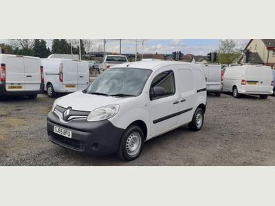 Renault Kangoo Unlisted 1.5 dCi ENERGY ML19 Business L2 H1 EU5 (s/s) 5dr