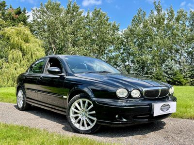 Jaguar X-Type Saloon 2.1 V6 S 4dr