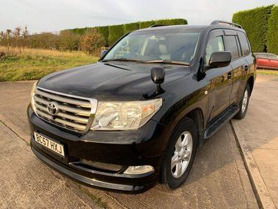 Toyota Land Cruiser Amazon MPV