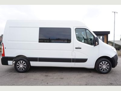 Vauxhall Movano Panel Van 2.3 CDTi 3500 FWD L2 H2 EU5 5dr