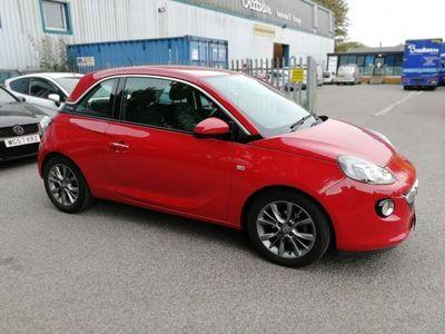 Vauxhall ADAM Hatchback 1.2i JAM 3dr