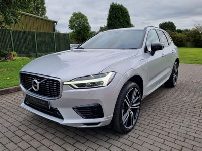 Volvo XC60 SUV 2.0h T8 Twin Engine 11.6kWh R-Design Pro Auto AWD (s/s) 5dr