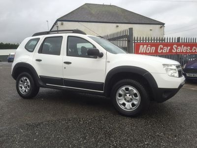 Dacia Duster SUV 1.5 dCi Ambiance 4WD 5dr