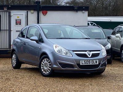 Vauxhall Corsa Hatchback 1.2 i 16v Life Easytronic 3dr