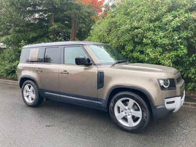 Land Rover Defender 110 SUV 2.0 SD4 First Edition Auto 4WD (s/s) 5dr