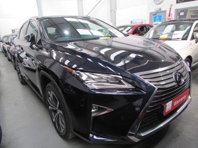 Lexus RX 450h SUV 3.5h V6 Luxury CVT 4WD (s/s) 5dr
