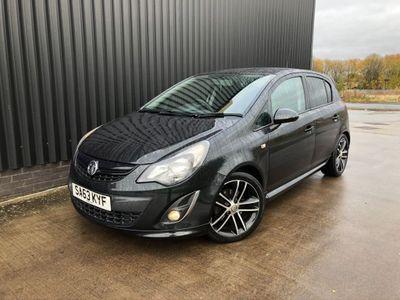 Vauxhall Corsa Hatchback 1.4 i 16v Black Edition (s/s) 5dr (a/c)
