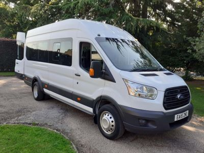 Ford Transit Minibus 2.2 TDCi 460 HDT Bus L4 5 Door 17 Seat