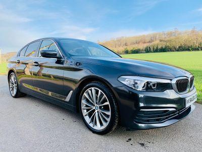 BMW 5 Series Saloon 3.0 530d SE Auto xDrive (s/s) 4dr