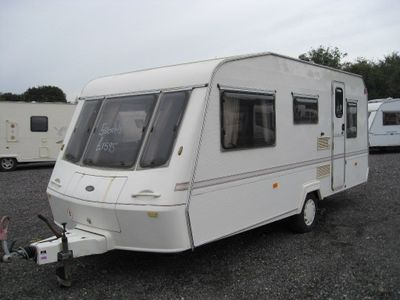 Crown SCEPTRE Tourer 1996 5 BERTH WITH MOVER