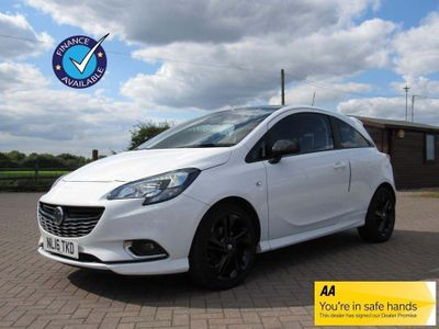 Vauxhall Corsa Hatchback 1.4i Turbo ecoFLEX Limited Edition (s/s) 3dr