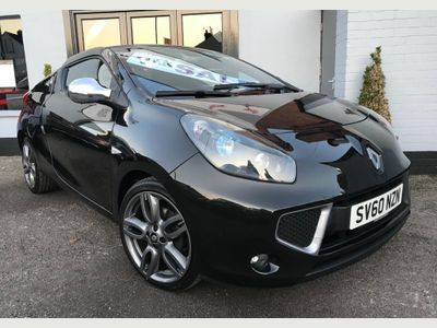Renault Wind Convertible 1.2 TCe Collection 2dr