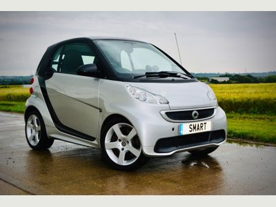 Smart fortwo Coupe 1.0 Passion SoftTouch 2dr