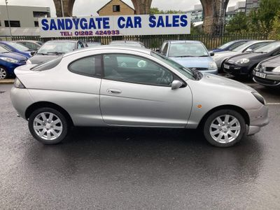Ford Puma Coupe 1.6 3dr