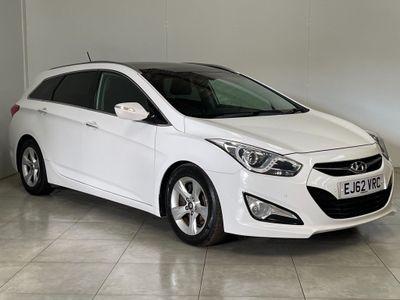 Hyundai i40 Estate 1.7 CRDi Blue Drive Premium 5dr
