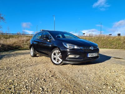 Vauxhall Astra Estate 1.6 CDTi ecoFLEX SRi Sports Tourer (s/s) 5dr