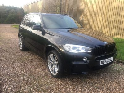 BMW X5 SUV 2.0 40e 9.0kWh M Sport Auto xDrive (s/s) 5dr