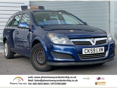 Vauxhall Astra Estate 1.4 i 16v Life 5dr
