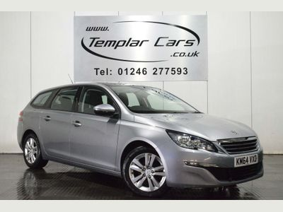 Peugeot 308 SW Estate 1.6 HDi Active 5dr