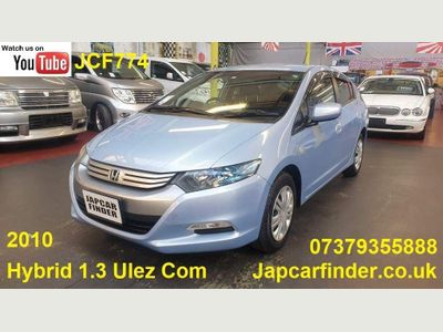Honda Insight Hatchback Hybrid Auto 1.3 ULEZ compliance