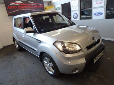 Kia Soul SUV 1.6 CRDi 2 5dr