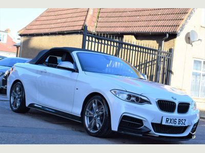 BMW 2 Series Convertible 3.0 M235i Sport Auto (s/s) 2dr
