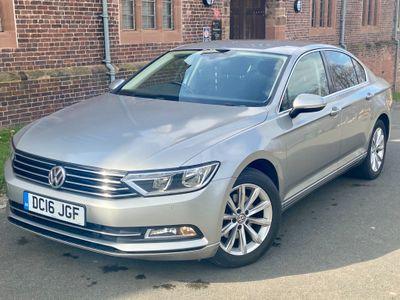 Volkswagen Passat Saloon 1.6 TDI BlueMotion Tech SE Business DSG (s/s) 4dr