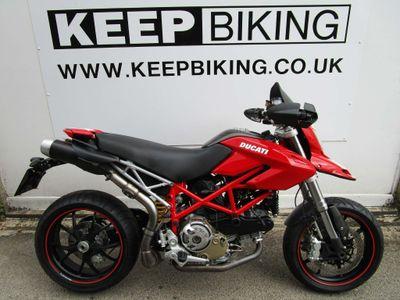 Ducati Hypermotard Super Moto 1100