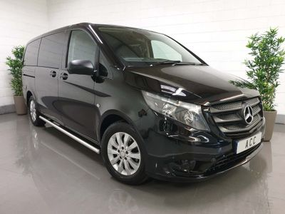 Mercedes-Benz Vito Other 2.1 116 CDi BlueTEC SELECT Tourer G-Tronic+ RWD L2 EU6 (s/s) 5dr