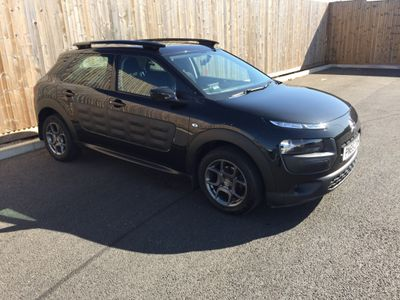 CITROEN C4 CACTUS Hatchback 1.6 BlueHDi Feel (s/s) 5dr