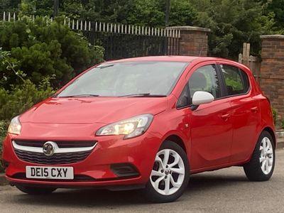 Vauxhall Corsa Hatchback 1.2i Sting 5dr