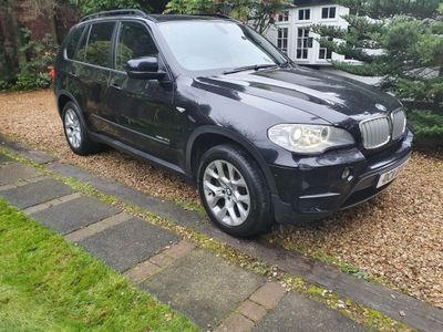 BMW X5 SUV 3.0 40d SE Auto xDrive 5dr