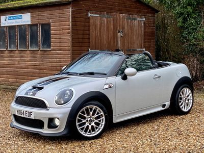 MINI Roadster Convertible 2.0 Cooper SD (Chili) Roadster 2dr