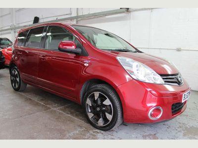Nissan Note Hatchback 1.4 16v n-tec+ 5dr
