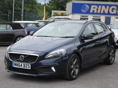 Volvo V40 Cross Country Hatchback 1.6 D2 Lux Powershift (s/s) 5dr