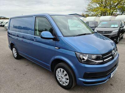 Volkswagen Transporter Panel Van 2.0 TDI T28 BlueMotion Tech Trendline FWD SWB EU6 (s/s) 5dr (Air)
