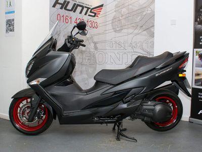 Suzuki Burgman 400 Scooter 400 Burgman 400