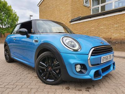 MINI Hatch Hatchback 1.5 Cooper Steptronic (s/s) 3dr