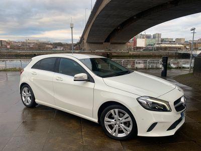 Mercedes-Benz A Class Hatchback 2.1 A200d Sport (Premium) 7G-DCT (s/s) 5dr