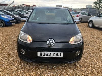 Volkswagen up! Hatchback 1.0 Up! Black 3dr