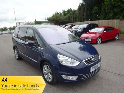 Ford Galaxy MPV 2.0 EcoBoost Titanium Powershift 5dr