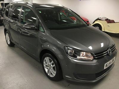 Volkswagen Touran MPV 1.6 TDI BlueMotion Tech SE (s/s) 5dr (7 Seats)