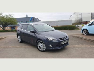 Ford Focus Estate 1.0 SCTi EcoBoost Zetec 5dr