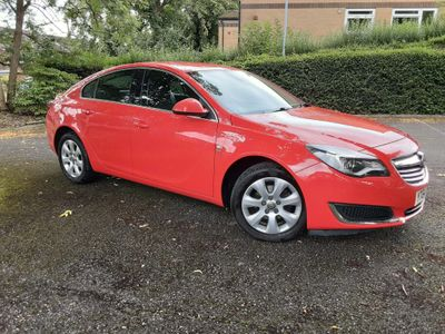 Vauxhall Insignia Hatchback 2.0 CDTi SE 5dr
