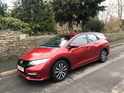 Honda Civic Estate 1.6 i-DTEC SE Plus Tourer 5dr (DAB/Premium Audio)