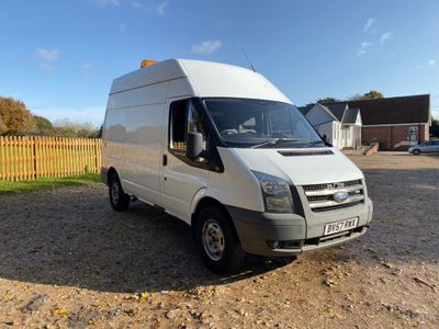Ford Transit Panel Van 2.4 TDCi 350 MWB High Roof Duratorq 3dr