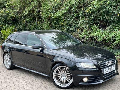 Audi A4 Avant Estate 2.0 TFSI S line 5dr