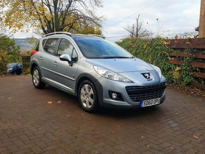 PEUGEOT 207 SW Estate 1.6 HDi FAP Outdoor 5dr